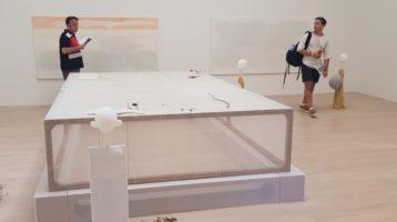 Nacionalni izbori na Beneškem bienalu o takšnih in drugačnih spremembah