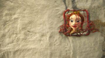Ustvarjanje marionetne predstave Makalonca